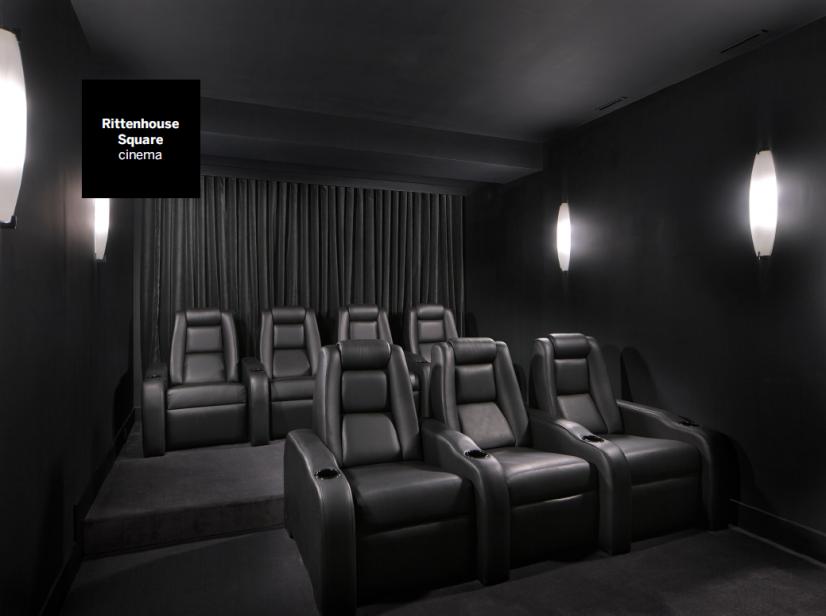 Amenity Space - Cinema