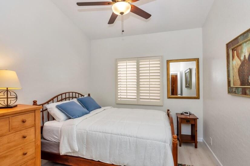 Bedroom #2/Queen Bed