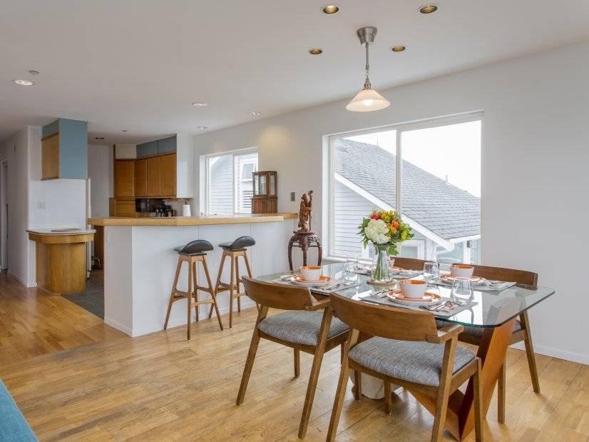 Dining room / breakfast bar / kitchen