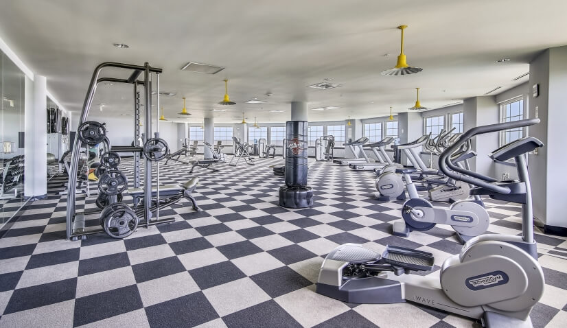 Diamond Beach Resort - Fitness Center