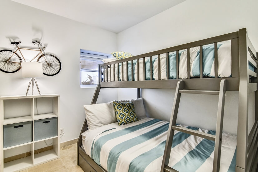 Bunk Bedroom at Ocean Grove