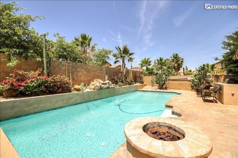 Pool Oasis
