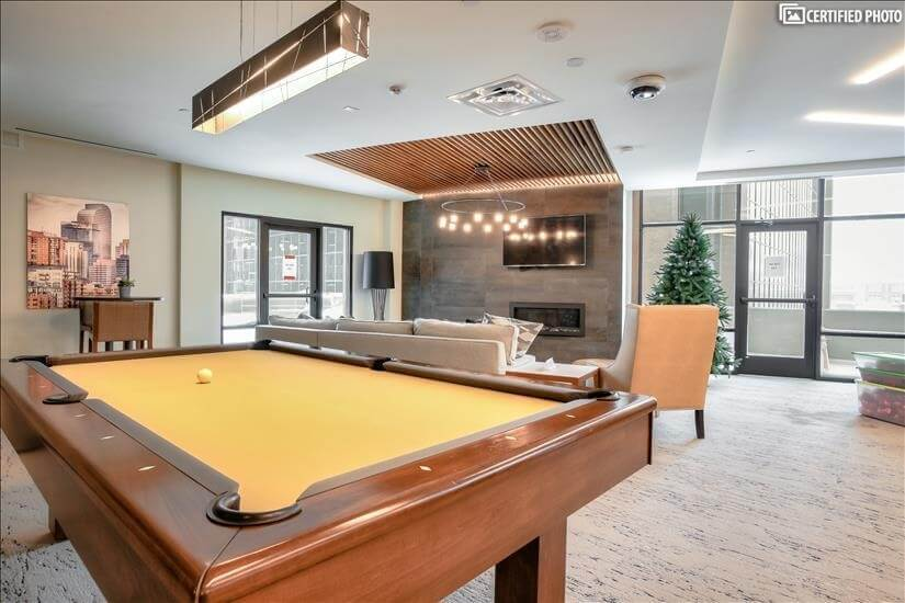Common Area - Pool Table