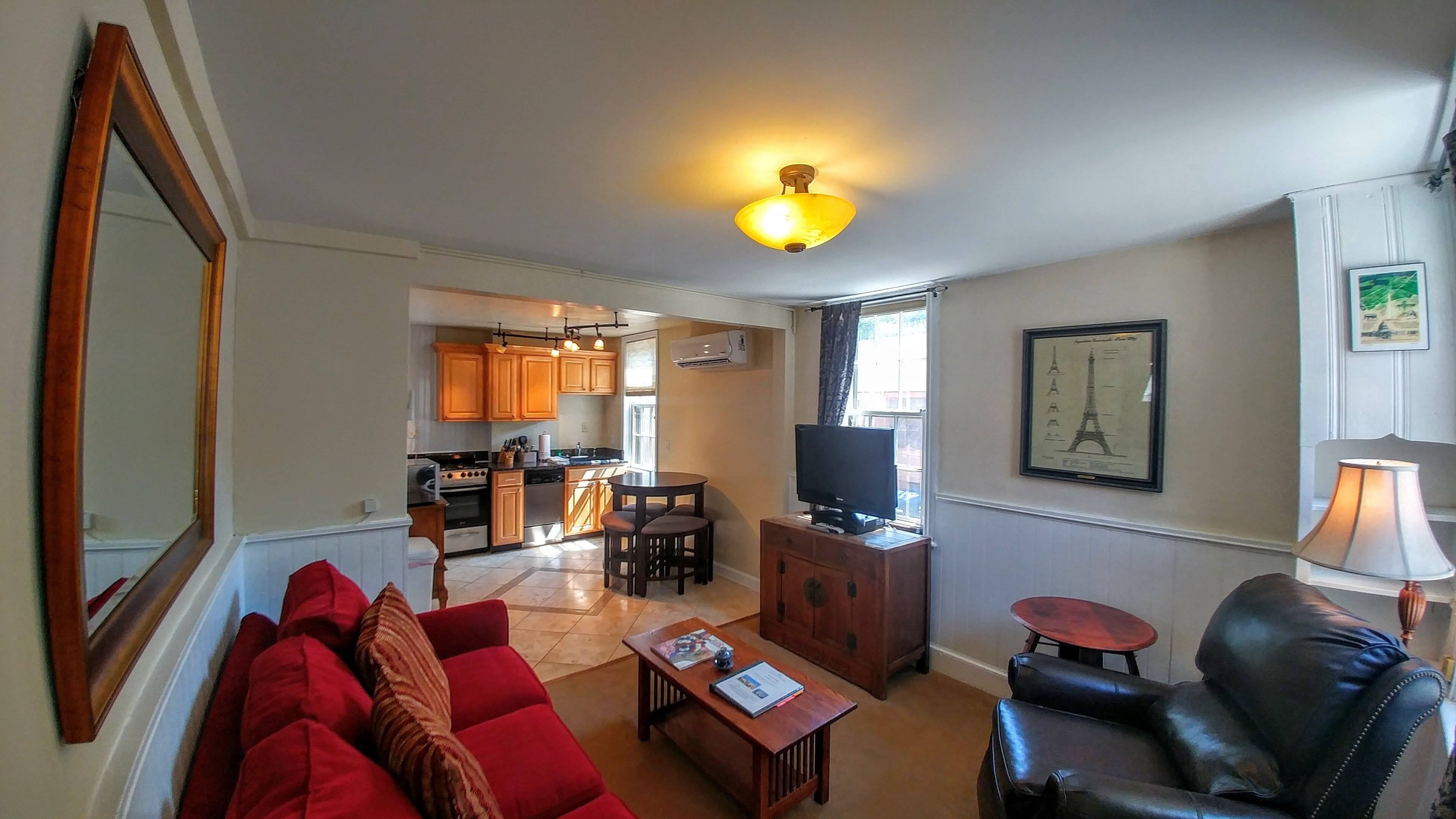 image 6 furnished 1 bedroom Townhouse for rent in Capitol Hill, DC Metro