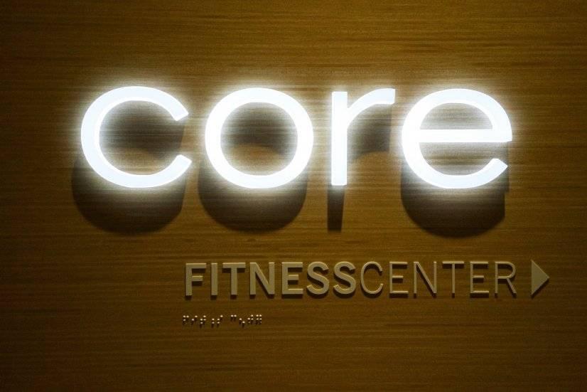 Core Fitness Center (6th Floor)