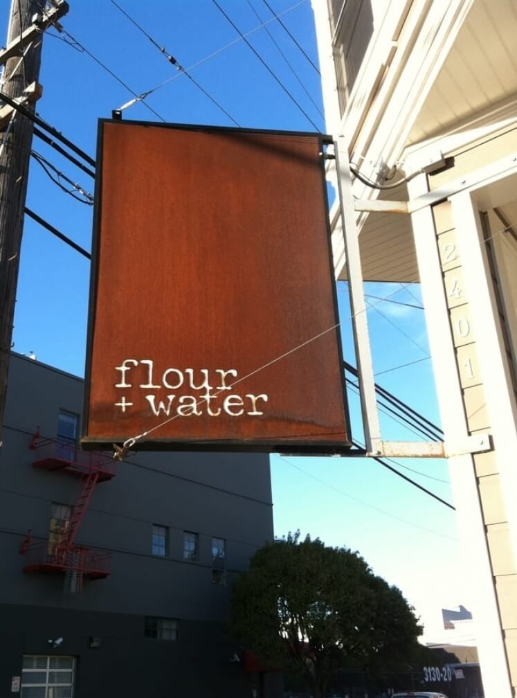 A favorite Restaurant - 3 blocks away