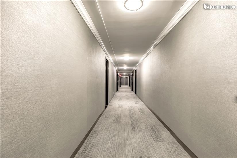Typical Hallway Configuration
