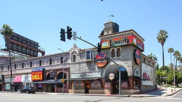 Catch Dane Cook, Dave Chappelle, Ken Jeong at Laugh Factory