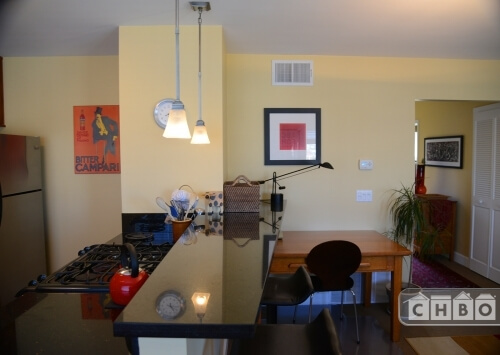 image 5 furnished 1 bedroom Townhouse for rent in Hillcrest, Western San Diego