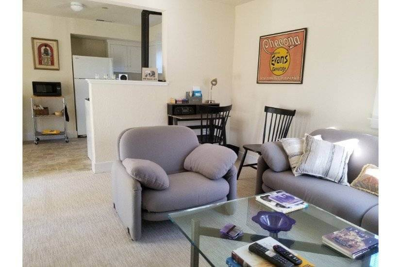 image 2 furnished 2 bedroom Apartment for rent in Mill Valley, Marin County