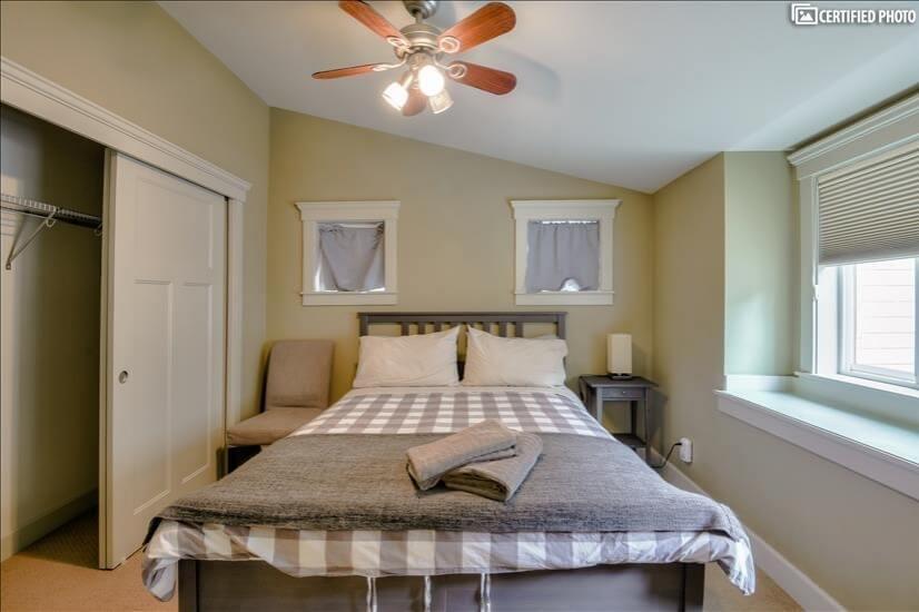 2nd upstairs bedroom.