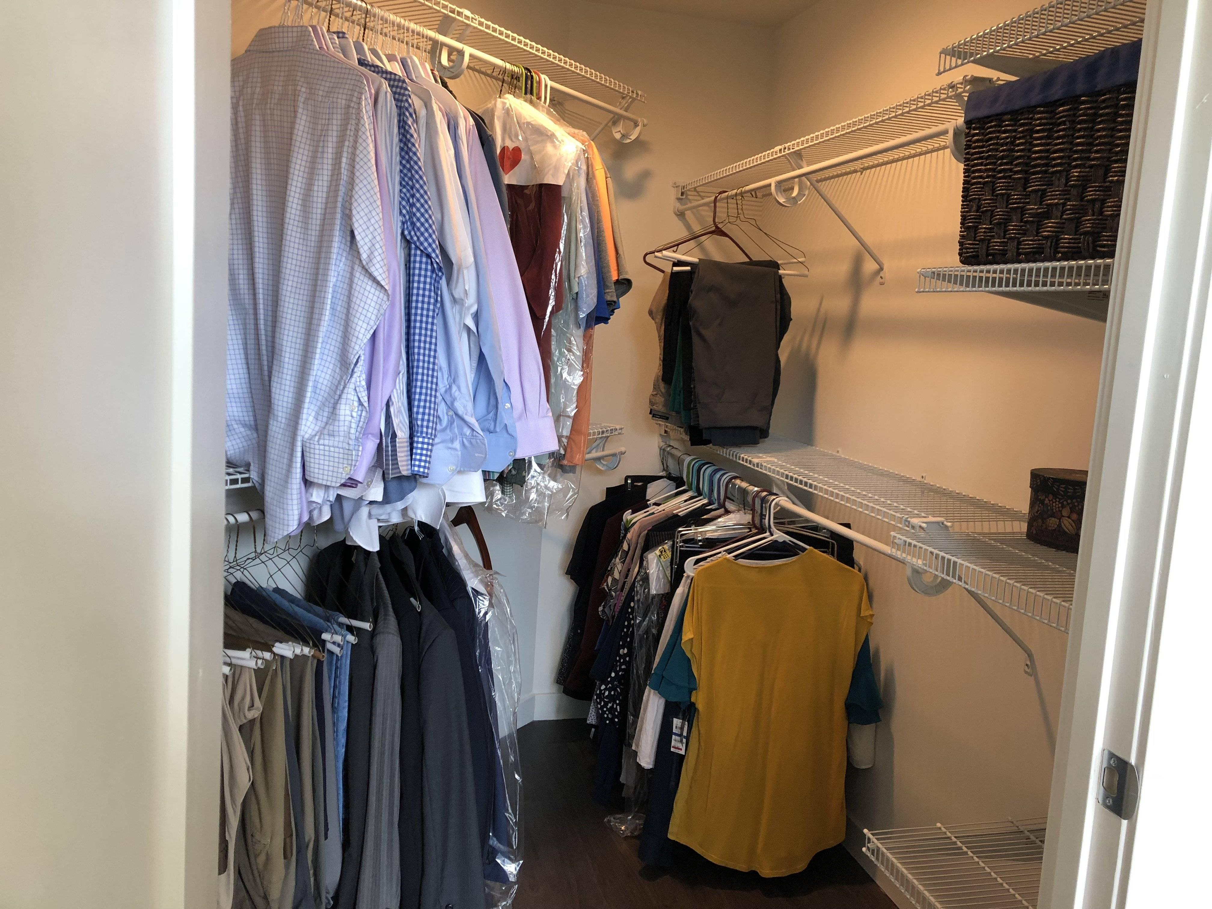 Closet #1