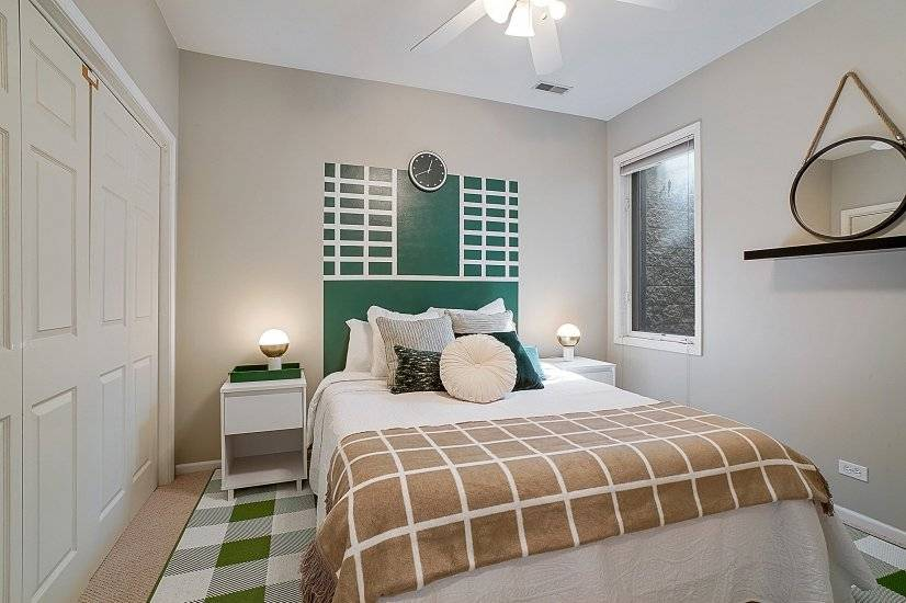 Guest Bedroom - Double-wide closet - Unit 3