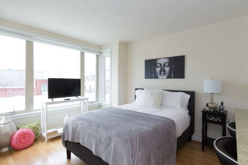 image 5 furnished Studio bedroom Apartment for rent in Bloomingdale, DC Metro
