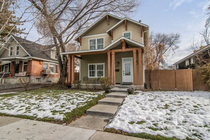 Adorable craftsman home in great area in Sugarhouse