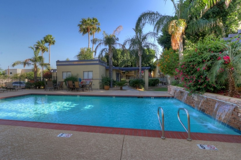 image 2 furnished 1 bedroom Townhouse for rent in Other Maricopa County, Phoenix Area