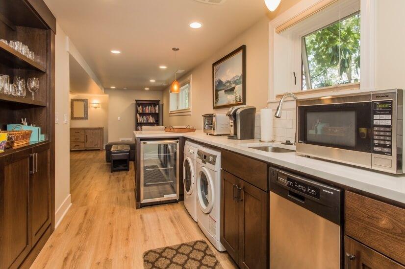Guest Suite  - appliances