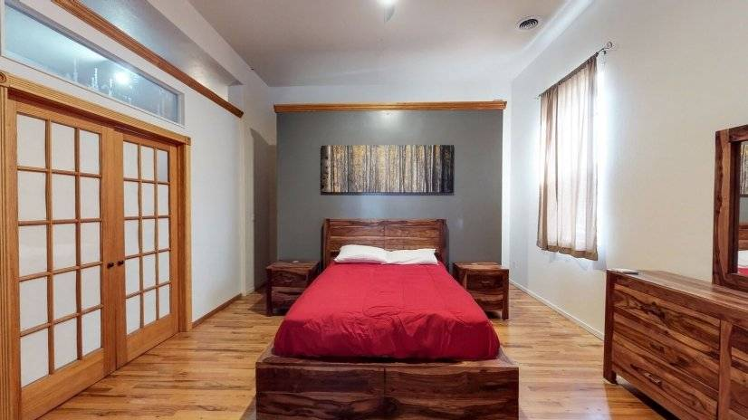 Master Bedroom or Private Office