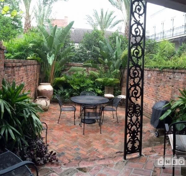 image 4 furnished 2 bedroom Townhouse for rent in French Quarter, New Orleans Area