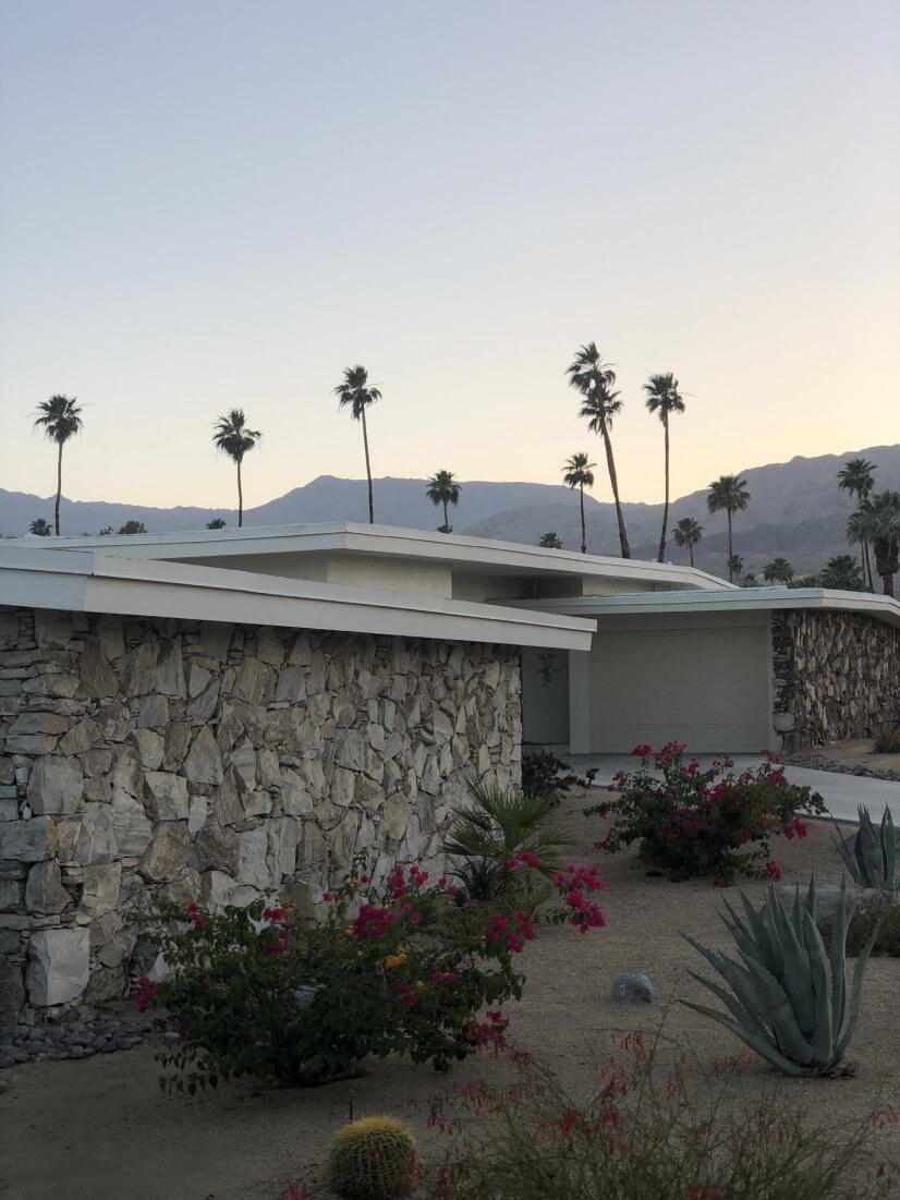 Exterior Mountain View