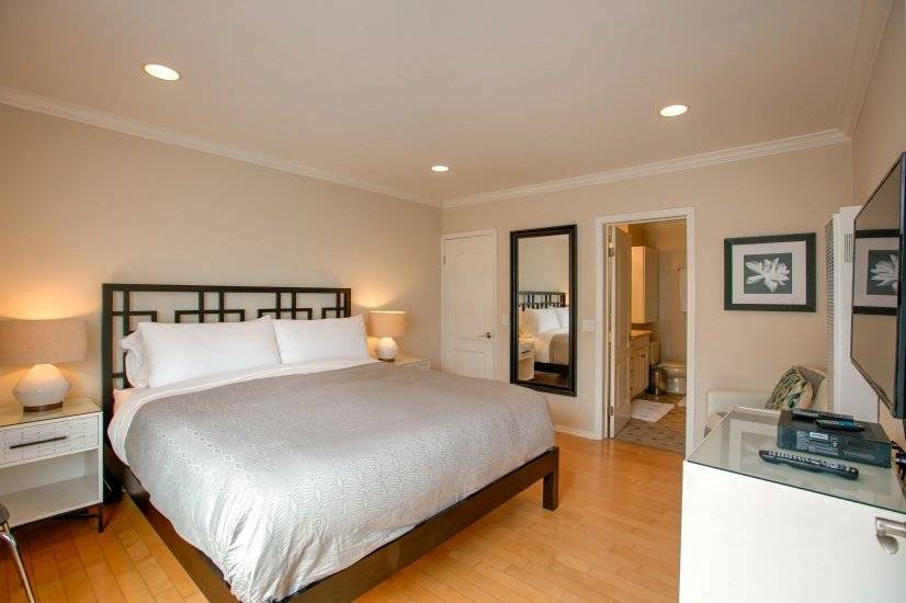 image 4 furnished 2 bedroom Townhouse for rent in Santa Monica, West Los Angeles