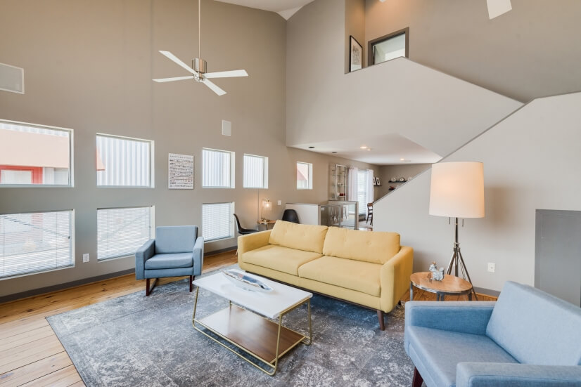 image 4 furnished 2 bedroom Townhouse for rent in Midtown, Inner Loop