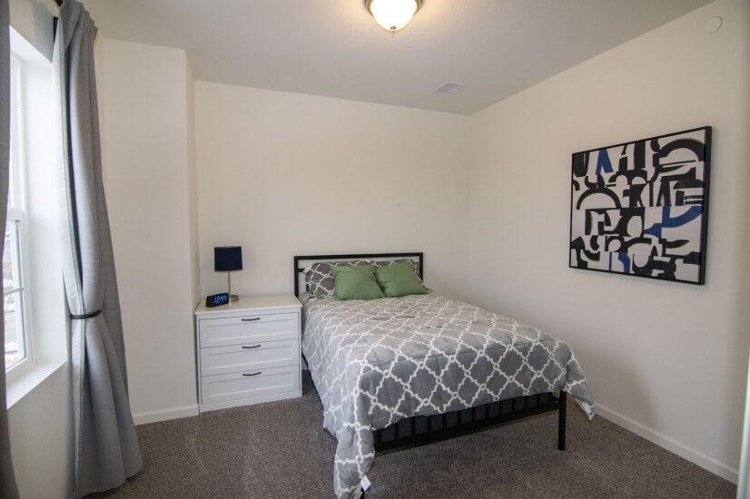 Third Bedroom - Full Size Bed