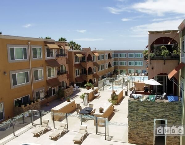 image 2 furnished 1 bedroom Townhouse for rent in Pacific Beach, Northern San Diego