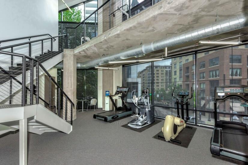 Building Gym