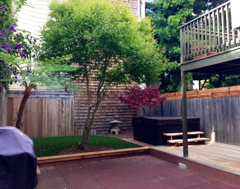 image 10 furnished 1 bedroom Townhouse for rent in Haight-Ashbury, San Francisco