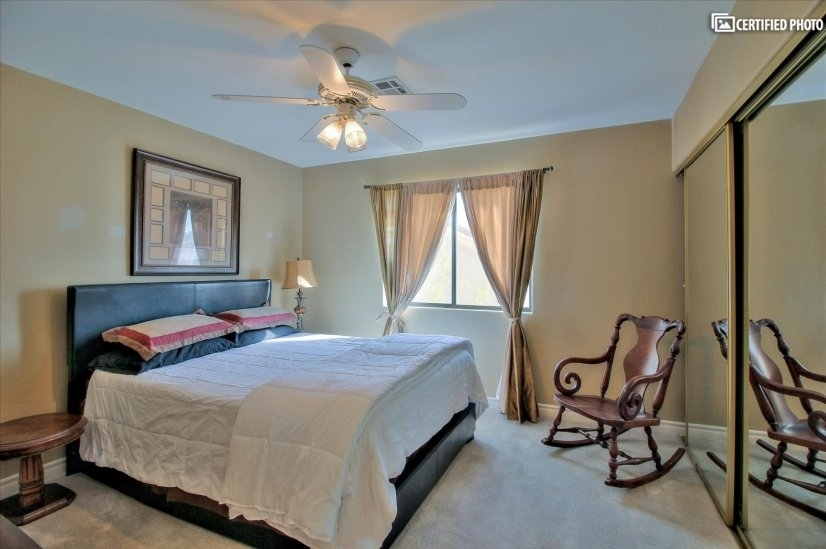 2nd Queen Bedroom