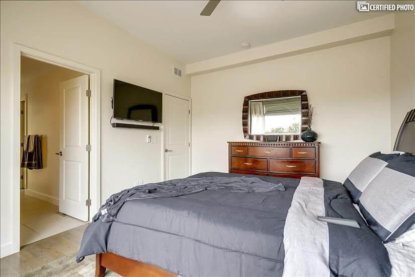 Bedroom 1 Door View