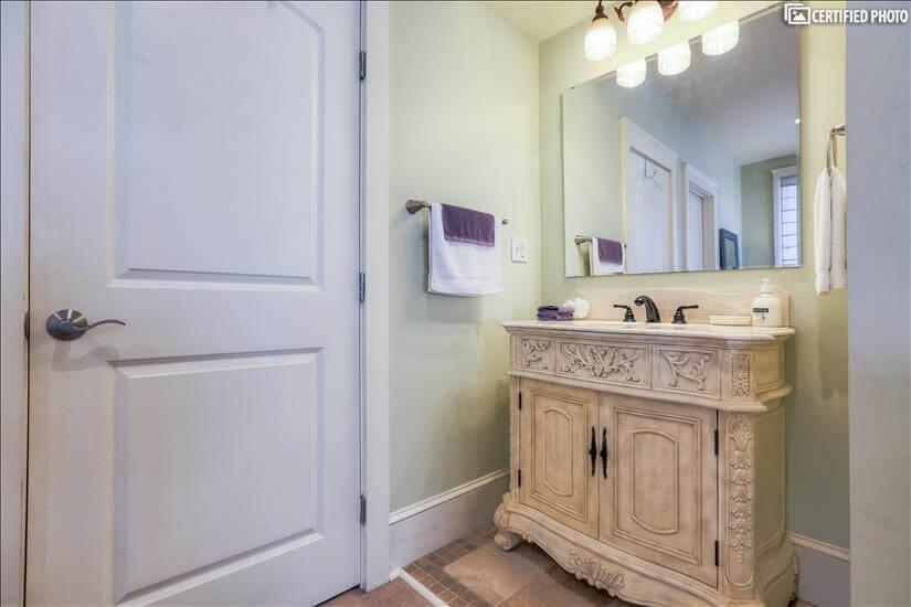 Master Bedroom Sink