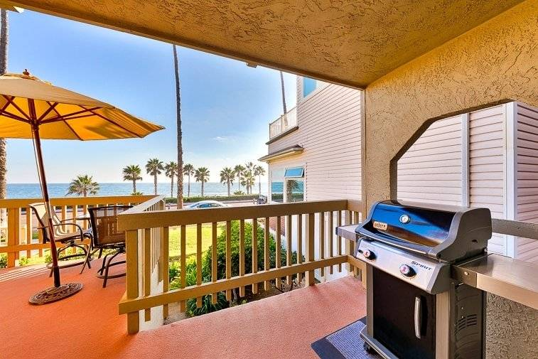 Grill/deck