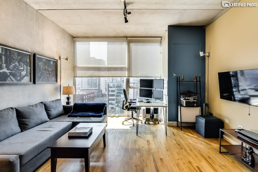 image 7 furnished 1 bedroom Townhouse for rent in Near North, Downtown