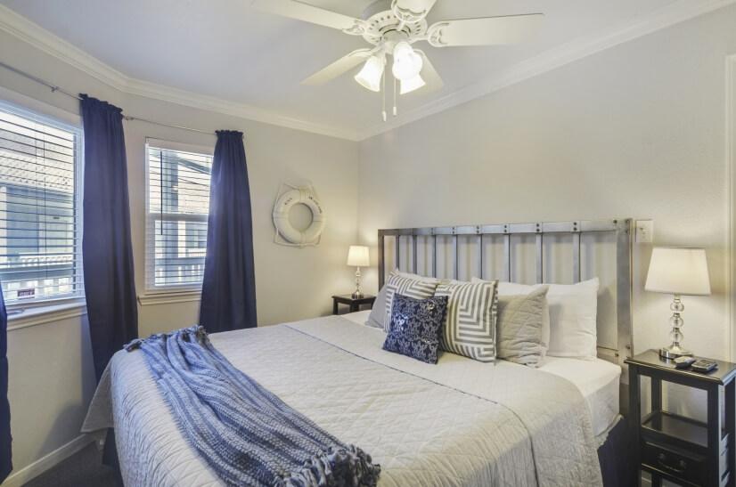 Beautiful Bedroom at Seascape