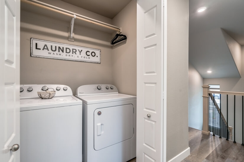 Master Bath has 2 sinks, quartz tops, tub and custom shower
