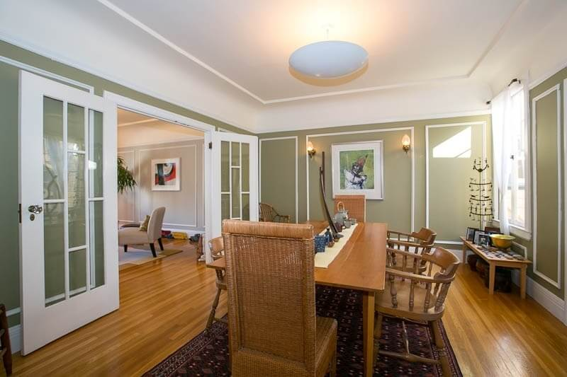 image 3 furnished 2 bedroom Townhouse for rent in Mission District, San Francisco