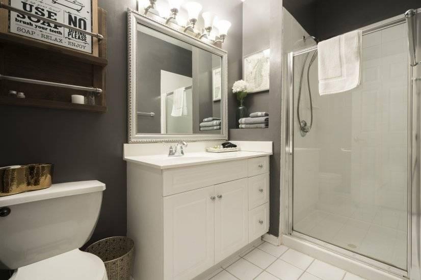 Guest Bathroom - Unit 2