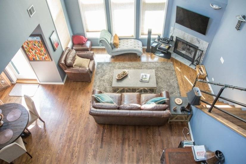 image 4 furnished 3 bedroom Townhouse for rent in Lincoln Park, North Side