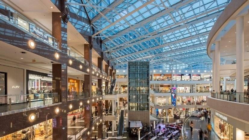Pentagon City Mall - 1 block away