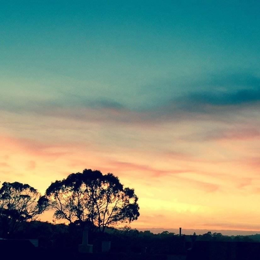 My beautiful sunsets