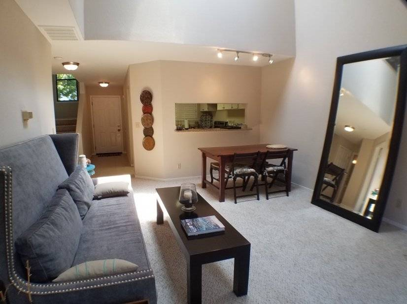 image 3 furnished 2 bedroom Townhouse for rent in Walnut Creek, Contra Costa County