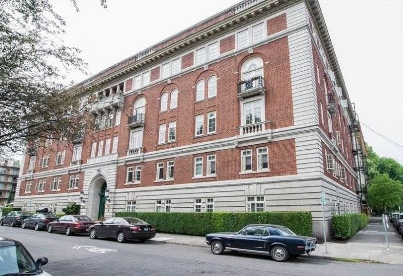 Property Exterior: Historic Building