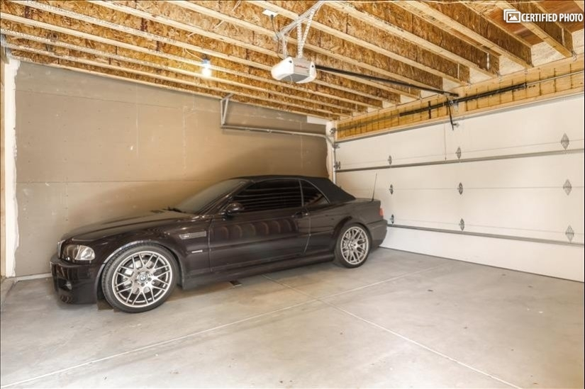 Large Double Garage