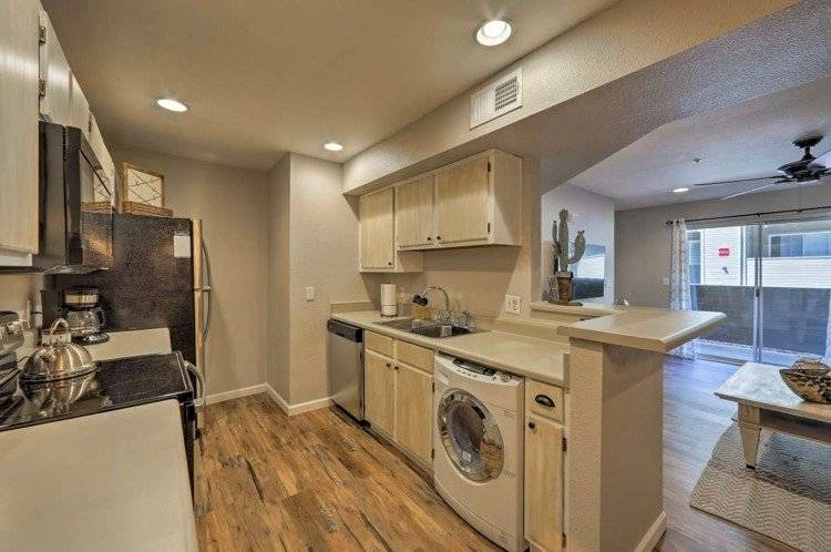 image 4 furnished 2 bedroom Townhouse for rent in Coconino (Flagstaff), Grand Canyon Country