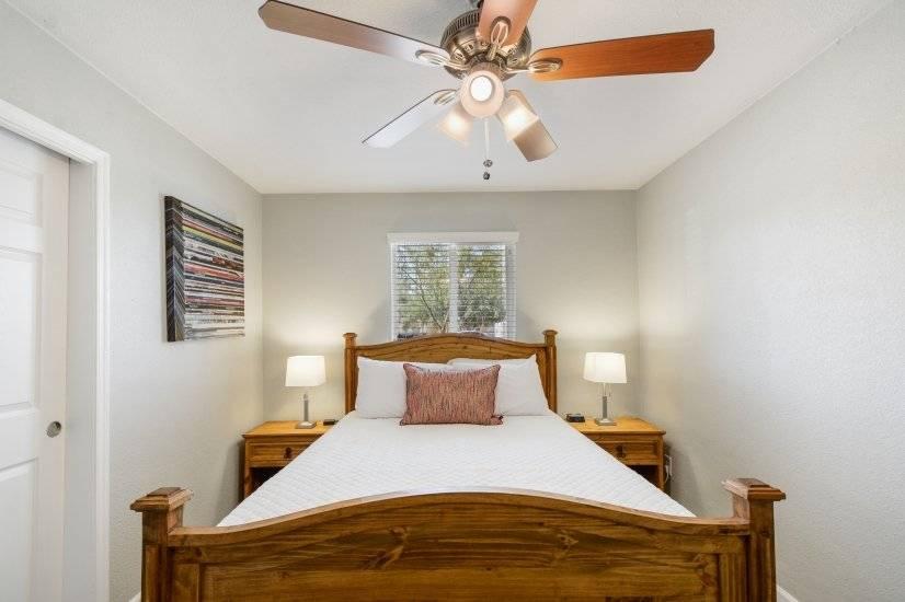 weathered wood bedroom