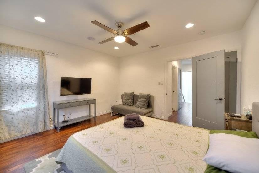Little bedroom down hall