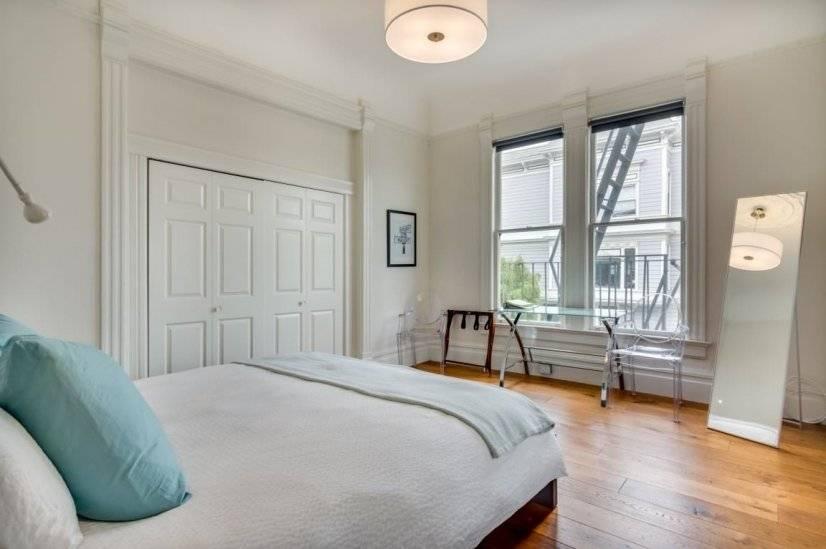 Bedroom with Work Desk