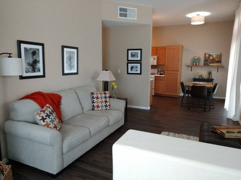 image 5 furnished 2 bedroom Townhouse for rent in Henderson, Las Vegas Area